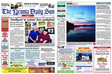 The Laconia Daily Sun – April 16, 2019