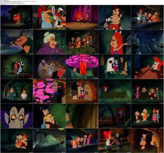 The Flintstones Meet Rockula and Frankenstone (1979)