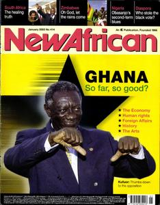 New African - January 2003