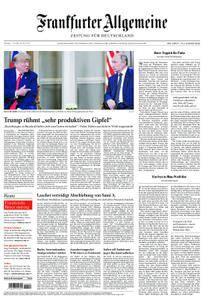 Frankfurter Allgemeine Zeitung F.A.Z. - 17. Juli 2018