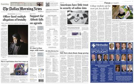 The Dallas Morning News – September 19, 2021