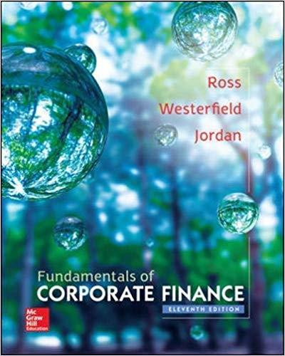 Fundamentals of Corporate Finance, 11th Edition