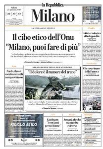 la Repubblica Milano - 25 Gennaio 2020