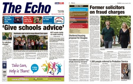 Evening Echo – August 06, 2020