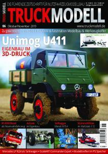 Truckmodell - September 2019