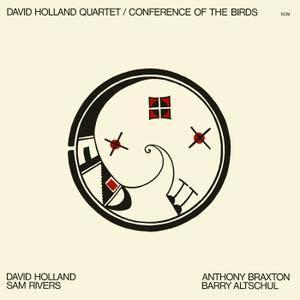 Dave Holland Quartet - Conference Of The Birds (1973/2017) [Official Digital Download 24-bit/192 kHz]