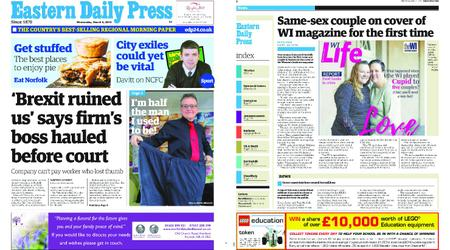 Eastern Daily Press – March 06, 2019
