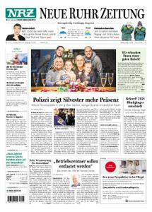 NRZ Neue Ruhr Zeitung Essen-Postausgabe - 31. Dezember 2018