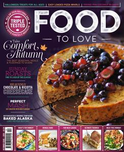 Food To Love - October 2019