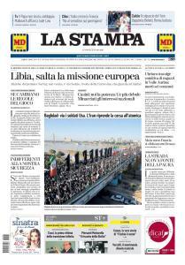 La Stampa Imperia e Sanremo - 6 Gennaio 2020