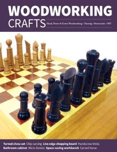Woodworking Crafts - March-April 2021