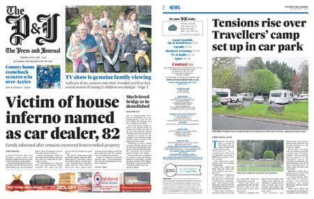 The Press and Journal Moray – May 13, 2021
