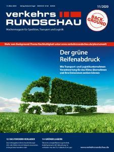 VerkehrsRundschau - 09. März 2020