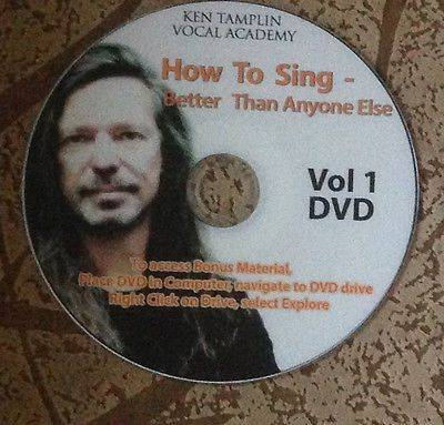 ken tamplin vocal academy volume 1