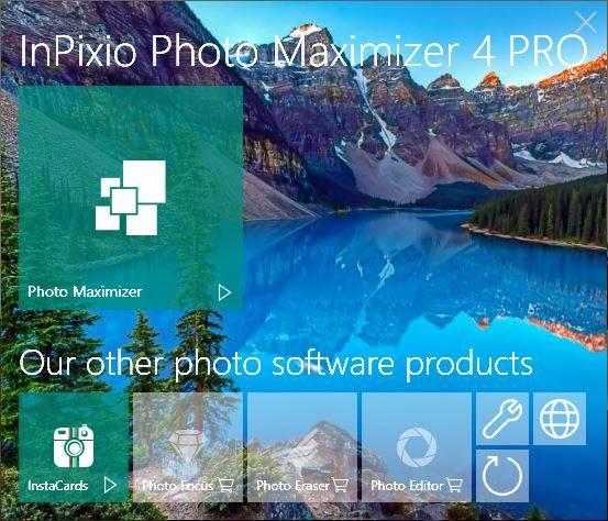 InPixio Photo Maximizer 4.0.6288 Multilingual