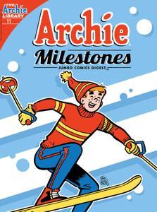 Archie Milestones Jumbo Comics Digest 011 2021 Digital
