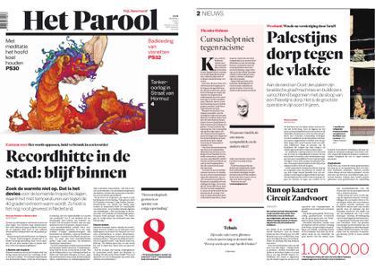 Het Parool – 22 juli 2019
