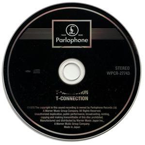 T-Connection - T-Connection (1978) [2014, Japan]