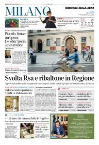 Corriere della Sera Milano – 10 giugno 2020
