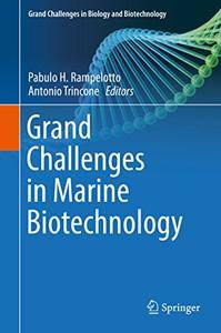Grand Challenges in Marine Biotechnology (Grand Challenges in Biology and Biotechnology)