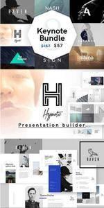 CreativeMarket - 8 Presentation Bundle