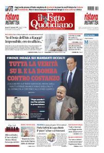 Il Fatto Quotidiano - 27 settembre 2019