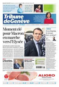 Tribune de Genève du 01 Février 2017