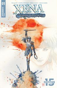 Xena-Warrior Princess 001 2019 5 covers Digital DR & Quinch