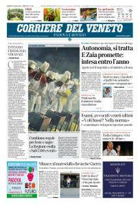 Corriere del Veneto Padova e Rovigo - 19 Luglio 2018