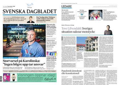 Svenska Dagbladet – 07 november 2019