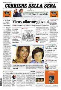 Corriere della Sera – 09 agosto 2020