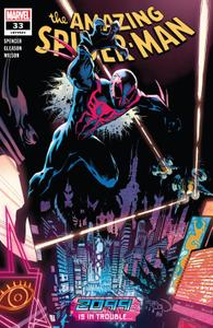 Amazing Spider-Man 033 2020 Digital Zone