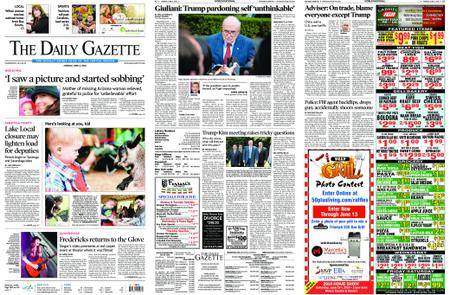 The Daily Gazette – June 04, 2018