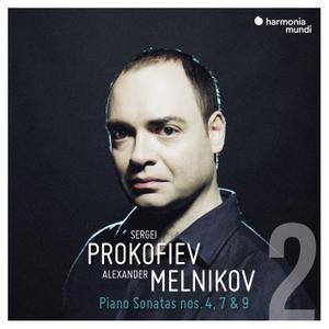Alexander Melnikov - Prokofiev: Piano Sonatas 2: Nos. 4, 7 & 9 (2019) [Official Digital Download 24/96]