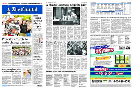 The Capital – June 11, 2020