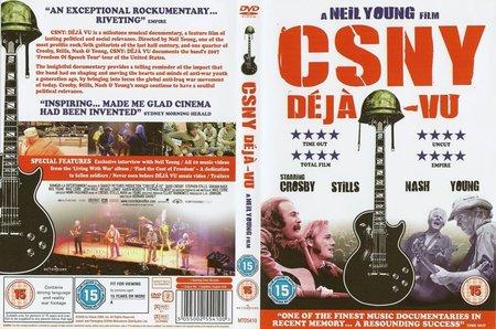 Crosby, Stills, Nash & Young - Deja Vu (2008)