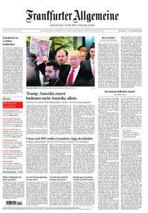 Frankfurter Allgemeine Zeitung F.A.Z. - 27. Januar 2018