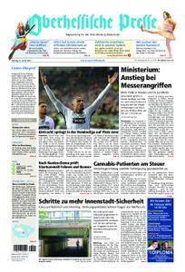 Oberhessische Presse Marburg/Ostkreis - 27. Januar 2018