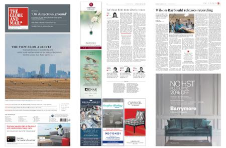 The Globe and Mail – March 30, 2019