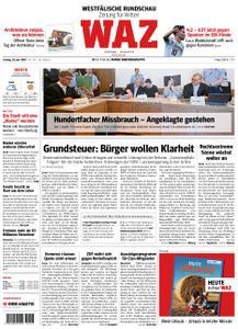 WAZ Westdeutsche Allgemeine Zeitung Witten - 28. Juni 2019