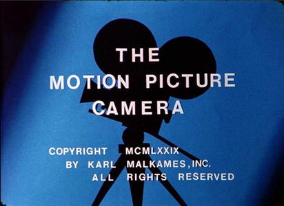 The Motion Picture Camera (1979)
