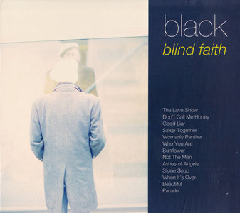 Black (Colin Vearncombe) - Blind Faith (2015)