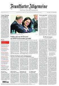 Frankfurter Allgemeine Zeitung F.A.Z. - 23. April 2018
