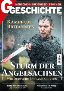 G Geschichte Germany - Oktober 2019