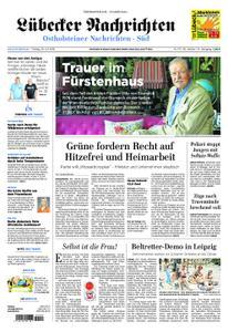 Lübecker Nachrichten Ostholstein Süd - 26. Juli 2019