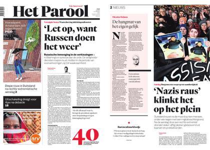 Het Parool – 21 februari 2020