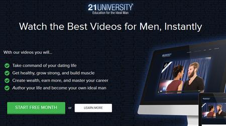 21 University - Education for Ideal Man