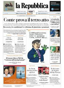 la Repubblica - 23 Gennaio 2021