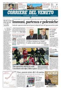 Corriere del Veneto Venezia e Mestre – 15 ottobre 2020