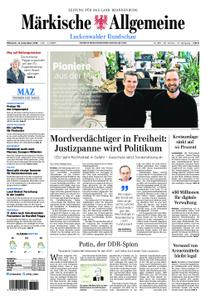 Märkische Allgemeine Luckenwalder Rundschau - 12. Dezember 2018